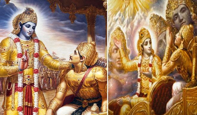 Gyan Ganga: वचन पालन और सत्य में से किसी एक को चुनने पर श्रीकृष्ण ने दिया बड़ा सुंदर संदेश