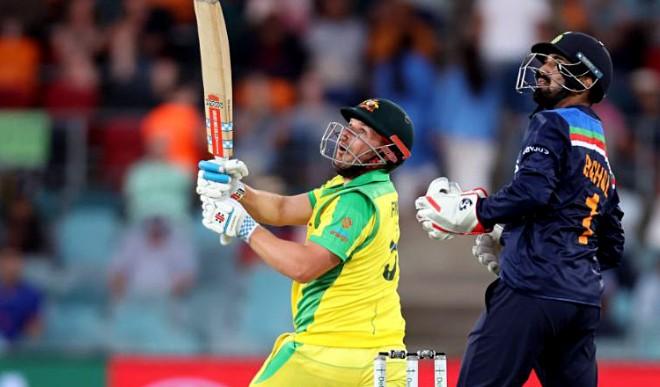 ऑस्ट्रेलियाई कप्तान फिंच भारत के खिलाफ टी20 विश्व कप अभ्यास मैच में उपलब्ध रहेंगे