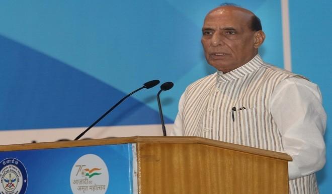 Prabhasakshi's NewsRoom । राजनाथ ने पूर्व PM इंदिरा गांधी की तारीफ की, गोवा में फिर बनेगी भाजपा सरकार