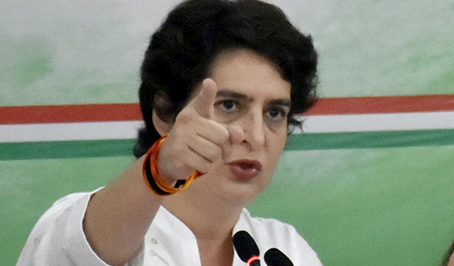 प्रियंका गांधी ने यूपी ही नहीं बल्कि देश की सियासत को बदलने वाला दांव चल दिया है