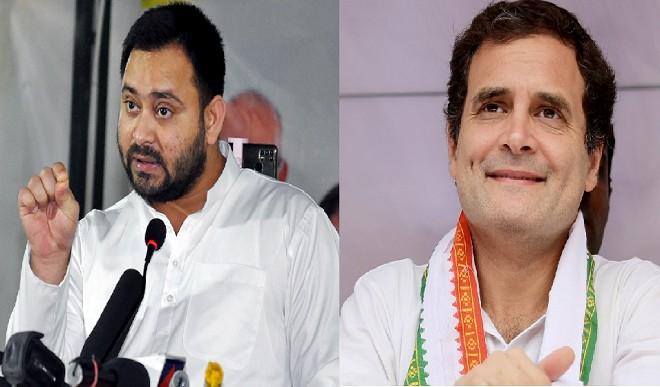 बिहार में महागठबंधन में दरार, 2024 में सभी लोकसभा सीटों पर अकेले लड़ेगी कांग्रेस
