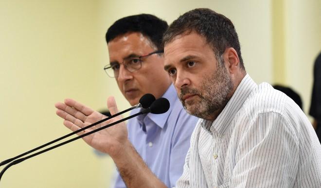 कांग्रेस ने 26 अक्टूबर को महासचिवों और प्रदेश अध्यक्षों की बैठक बुलाई