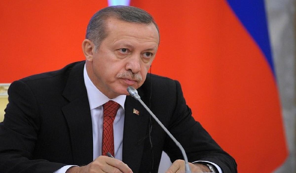 तुर्की के राष्ट्रपति ने अमेरिका, फ्रांस समेत 10 देशों के राजदूतों को हटाने का आदेश दिया