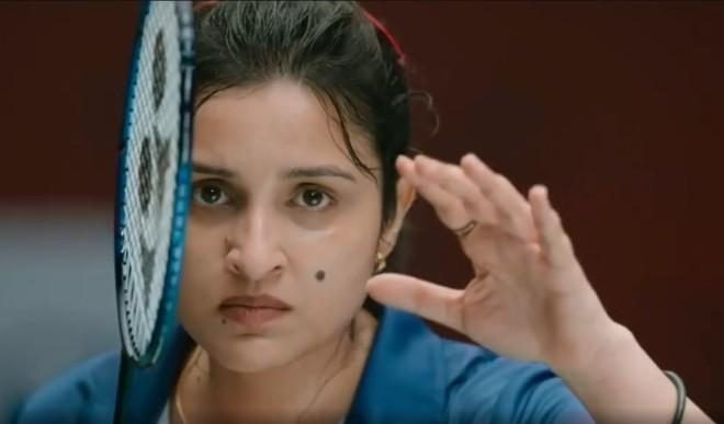 परिणीति चोपड़ा-स्टारर  फिल्म 'साइना' का ट्रेलर रिलीज, सपना सच करने की कहानी