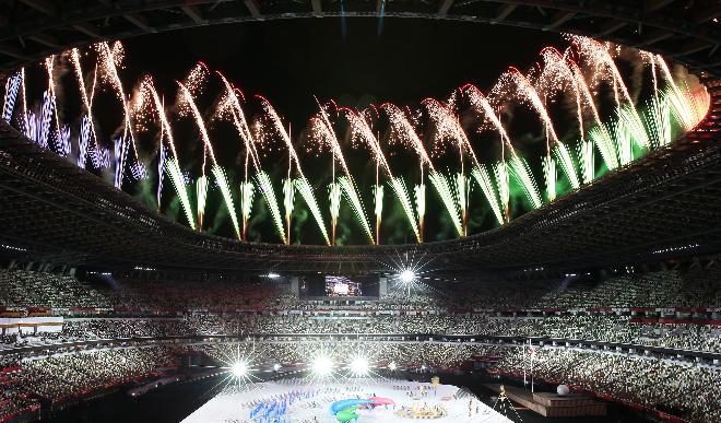 तोक्यो में शुरू हुआ पैरा एथलीटों का खेला, उद्घाटन समारोह में टेक चंद फहराएंगे तिरंगा