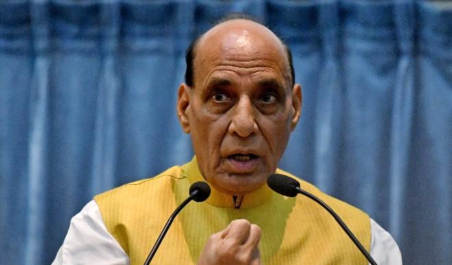 राजनाथ ने अमेरिका के रक्षा मंत्री लॉयड ऑस्टिन के साथ बात की