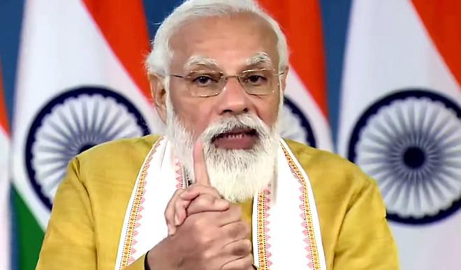 प्रधानमंत्री नरेंद्र मोदी  ने आयुष्मान भारत-डिजिटल मिशन की शुरुआत की